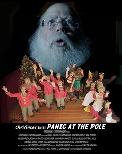 CHRISTMAS EVE: PANIC AT THE POLES